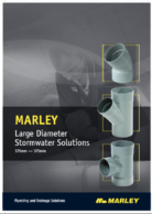 Large Diameter Stormwater Pipe & Fittings