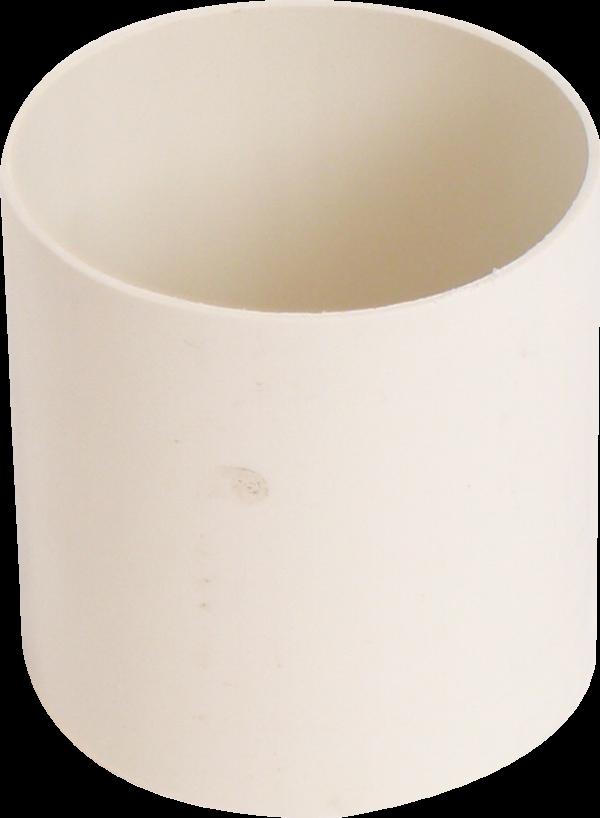 PVC Pipe End Cap 90x90mm