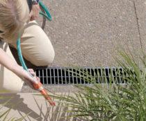 Install Basic Surface Drainage